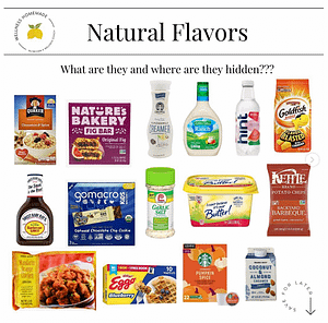 What are Natural Flavors