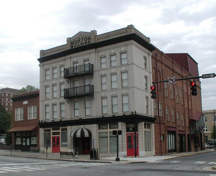 Morton Theatre in Athens, GA