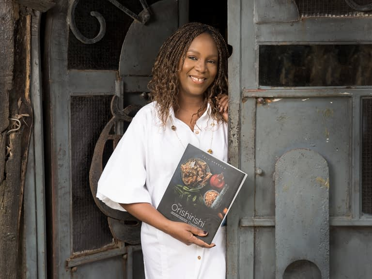Tola Akerele's Designing Passion for Nigeria's Culinary Culture
