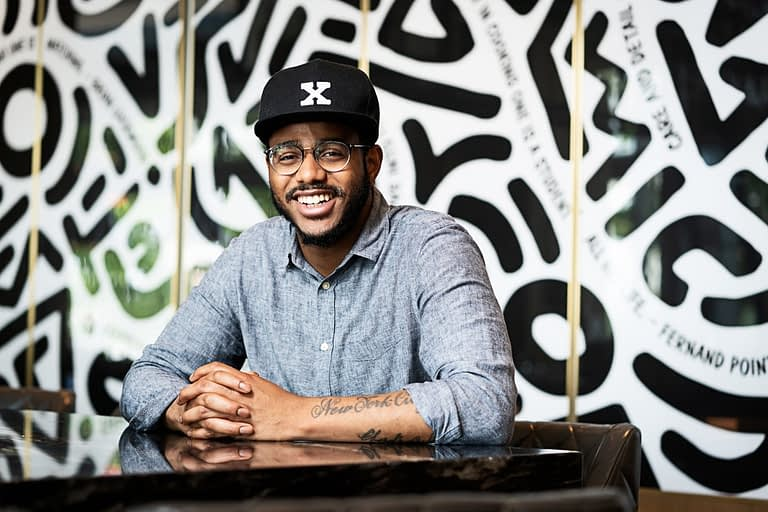 Kwame Onwuachi: Navigating New Adventures on His Journey to Success