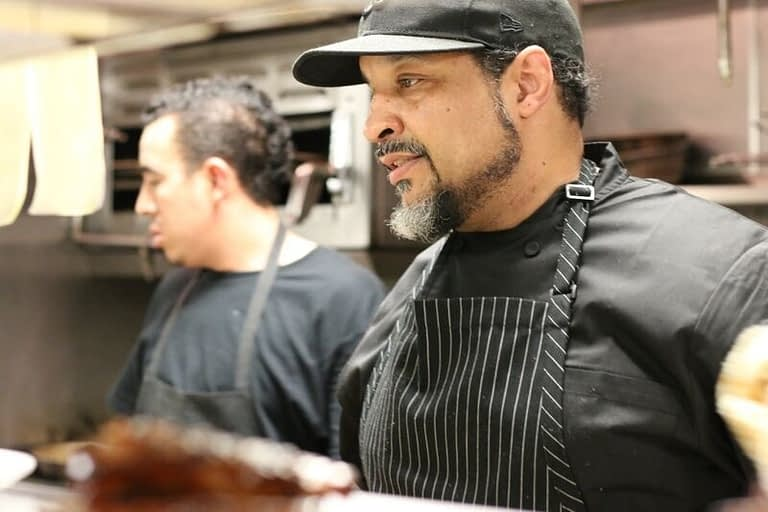 Chef Mike Walters in D.C.