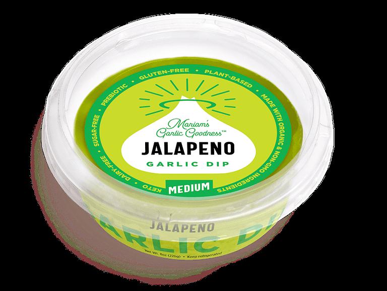 Garlic Goodness Jalapeno