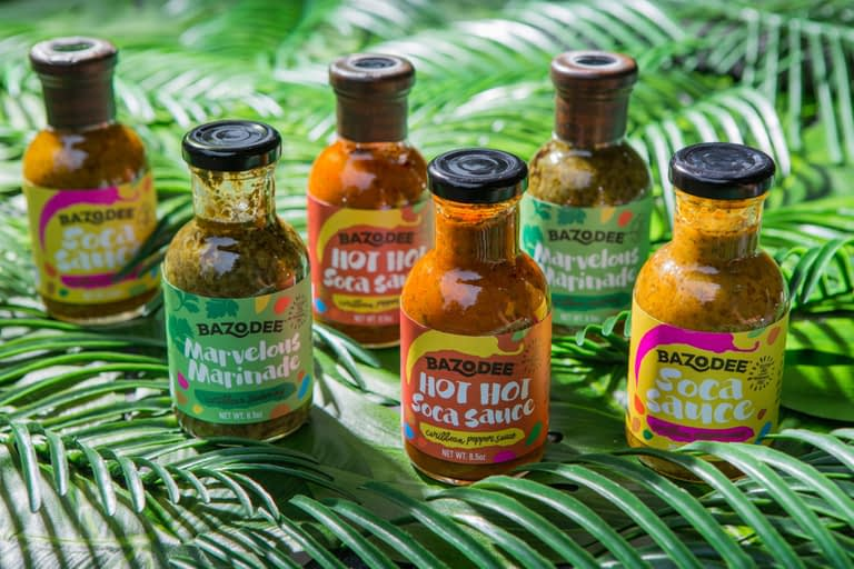Bazodee™ Cooking Sauces