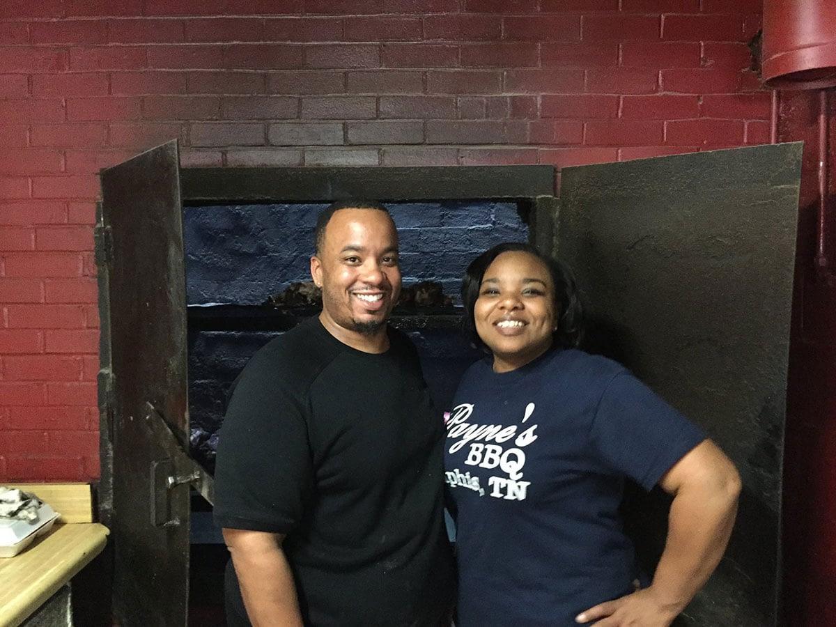 Payne's Bar-B-Q in Memphis