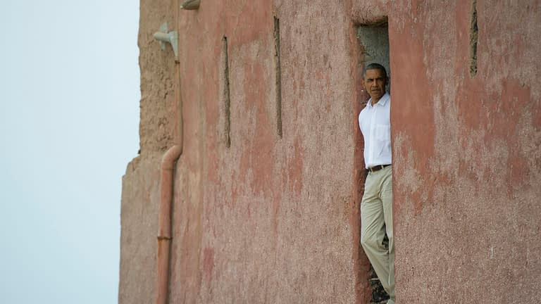 What He's Reading: Obama's Africa Trip Reading List