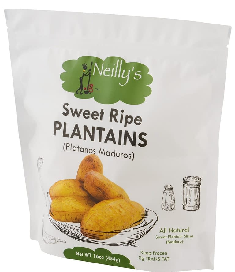 Neillys Sweet Ripe Plantains