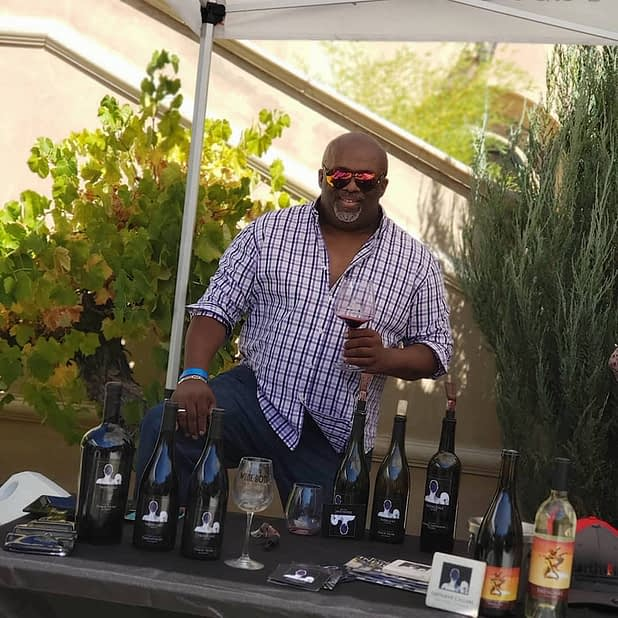 Ray Smith of Indigene Cellars in Paso Robles