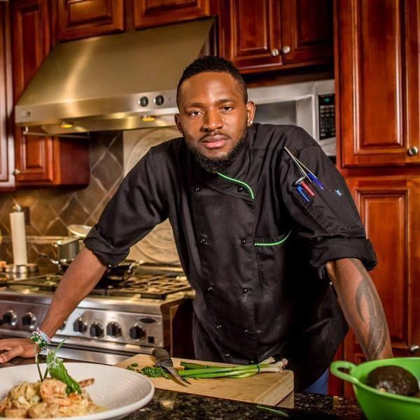 Chef Chauncey Yarngo