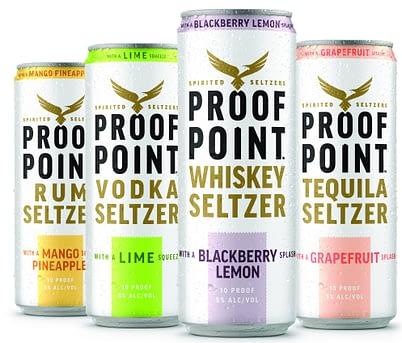 Proof Point Seltzer