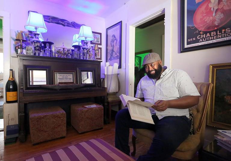 Charleston Chef Breathes New Life Into North Charleston Neighborhood with Cooking