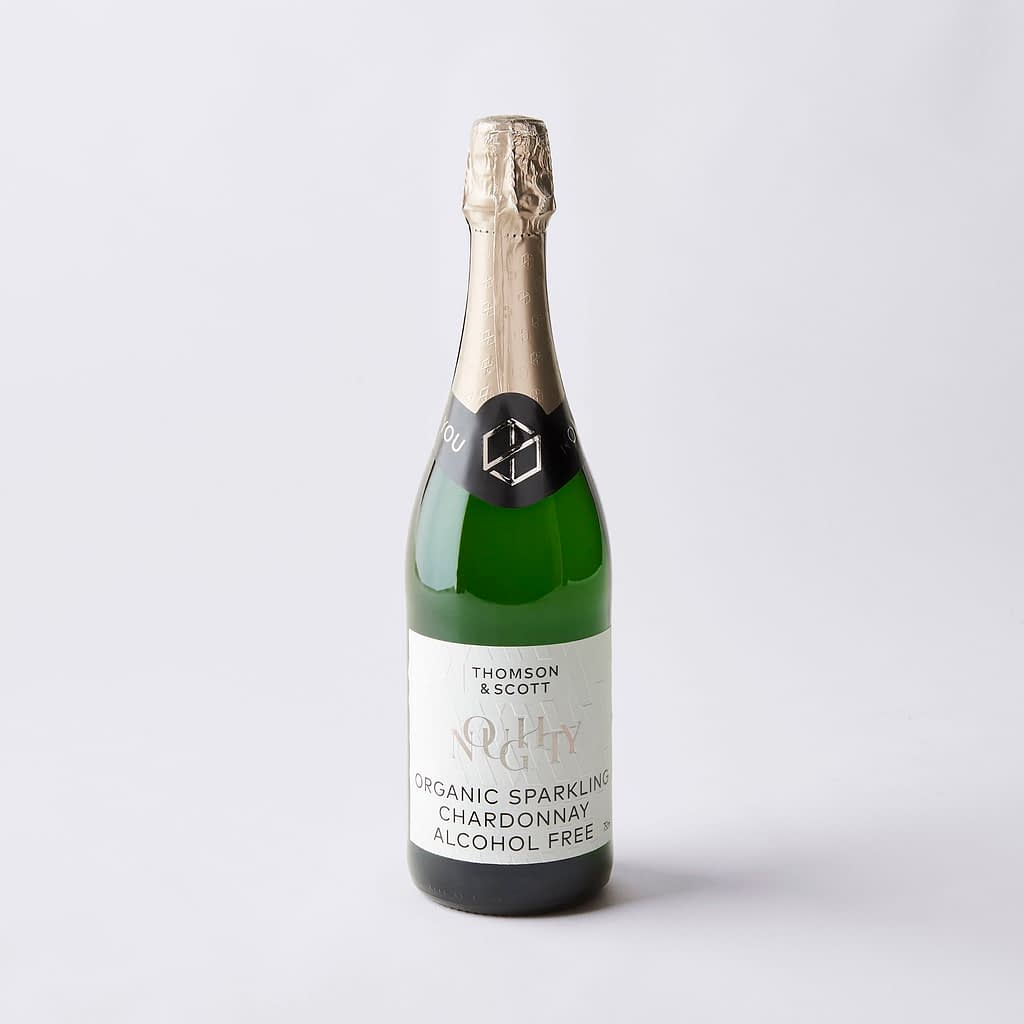Noughty sparkling White Wine