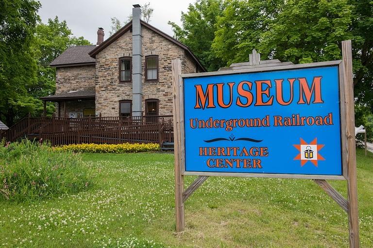 North Star Underground Railroad Museum