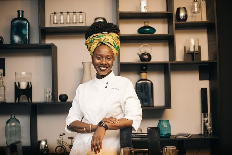 Chef Maame Boakye