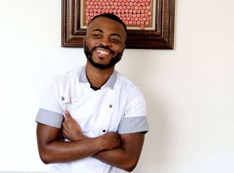 Chef Armani Johnson, executive chef at ABC Pony