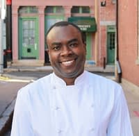 Chef Sylva Senat of Maison 208 in Philadelphia