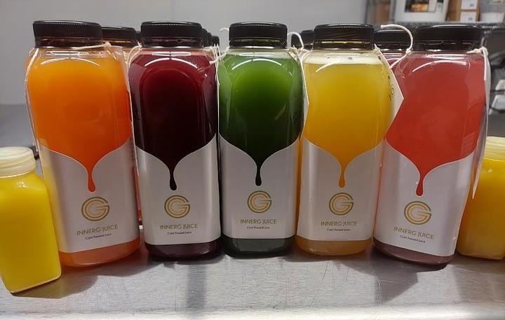 InnerG Juices from Nielah Burnett