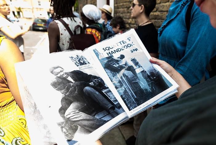 Black History Walks - Banned Books in London