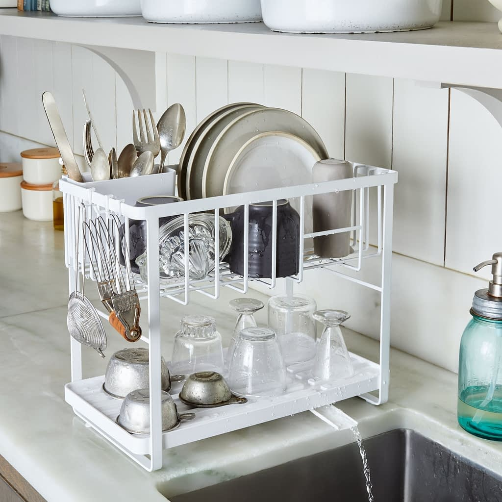 double-decker-dish-rack