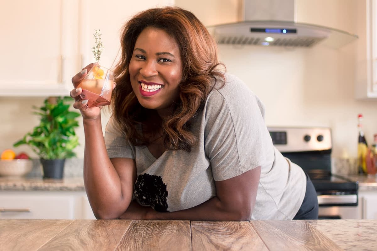 Perfectly Cordial founder Rhonda Cammon