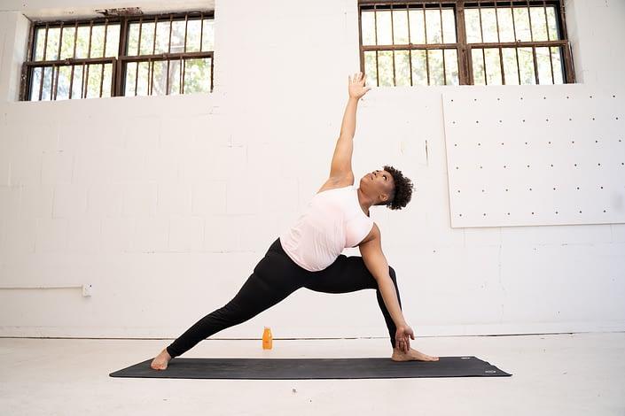 Nielah Burnett of InnerG Juice & Yoga