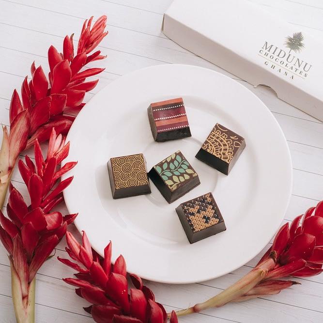 Midunu Chocolates in Ghana