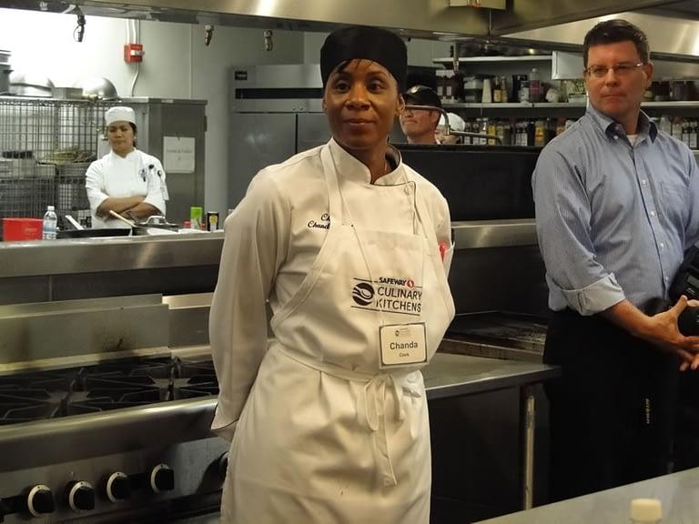 Chef Chandra Clark