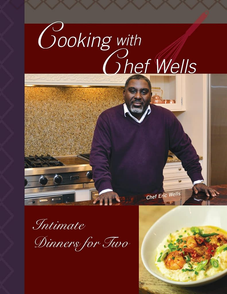 Cooking with Chef Wells