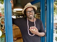 When in Paris, Senegalese Chef Raoul Coly Tempts with Tastes of Africa